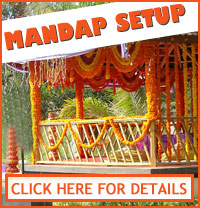 Mandap / Stage Setup in Goa